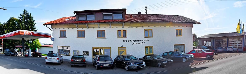 Auto Albrecht Abschleppdienst Kraftfahrzeuge Werkstatt Reparatur Kundenservice Tankstelle
