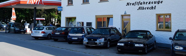 Fahrzeugverkauf